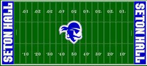 Seton Hall football field concept