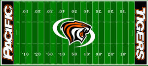 Pacific football field concept
