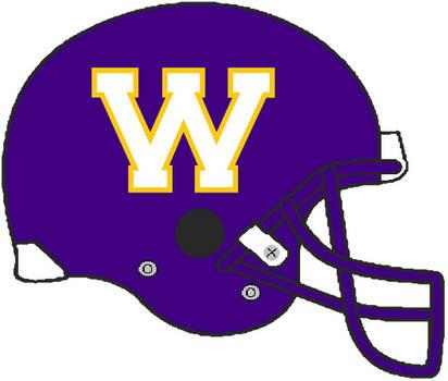 Western Illinois 2015-Pres. VSR4 helmet