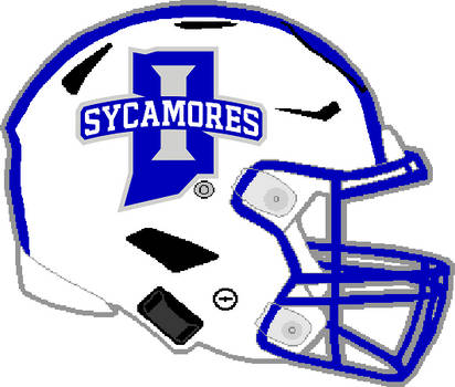 Indiana State 2021 Speedflex helmet