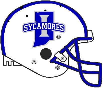 Indiana State 2021 Schutt Air Pro helmet