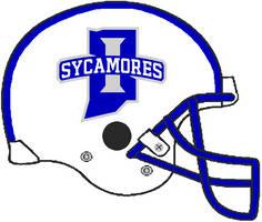 Indiana State 2021 VSR4 helmet