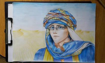 Arabian Uryuu by MistikRuki