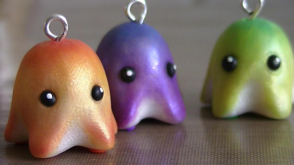 Polymer Clay kawaii octopus (w/ tutorial) by Pandannabelle ...