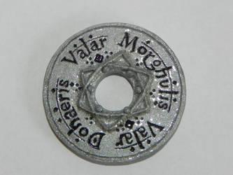 Valar Morghulis coin by Pandannabelle