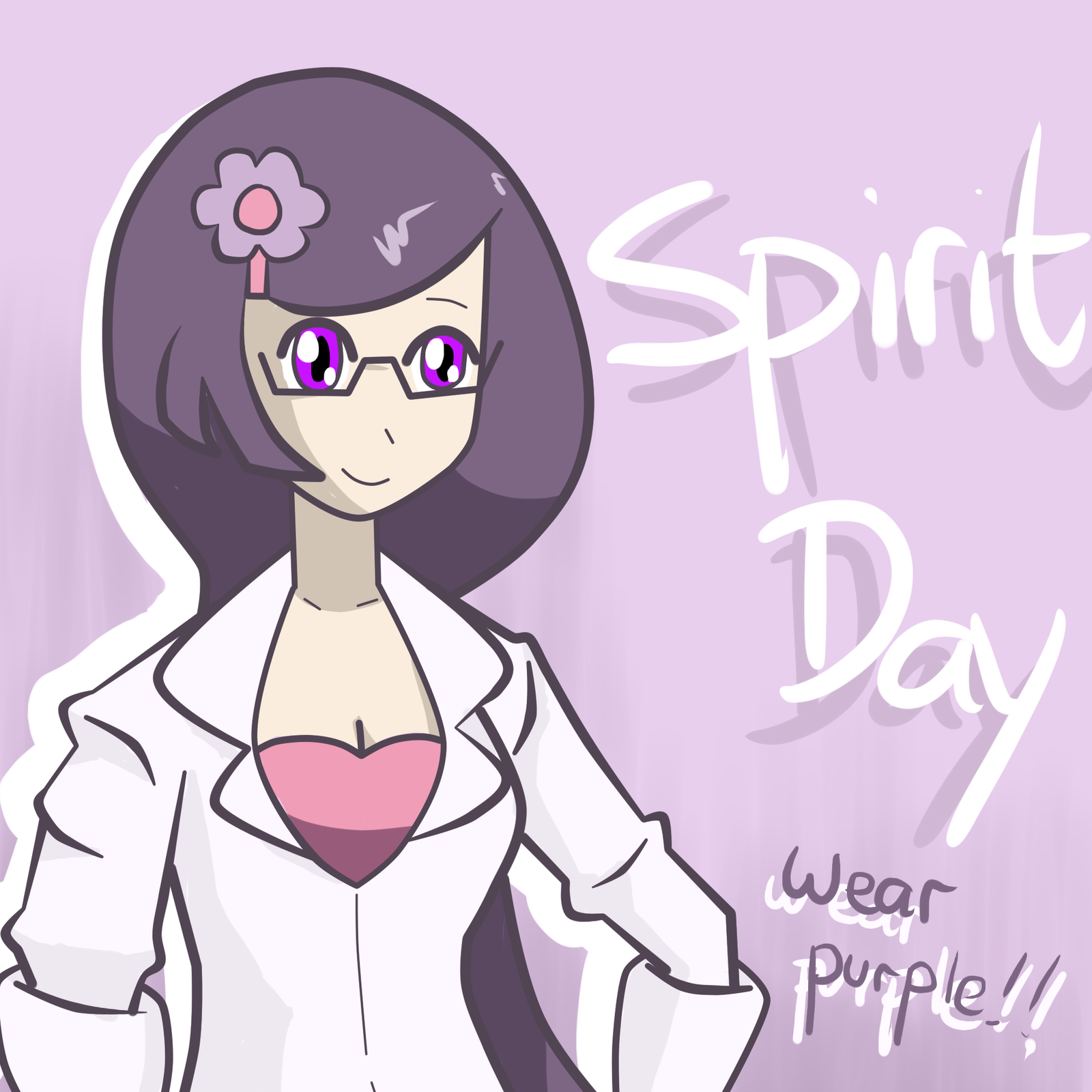 purple day by cartoonboyplz