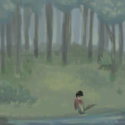 Woods in PS