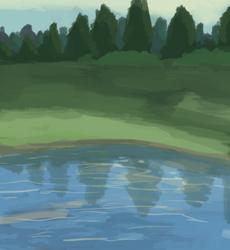 Lake practice