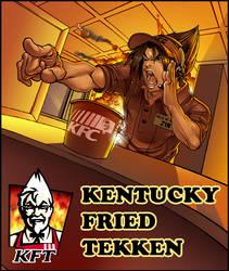 Kentucky Fried Tekken