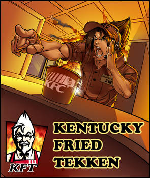 Kentucky Fried Tekken