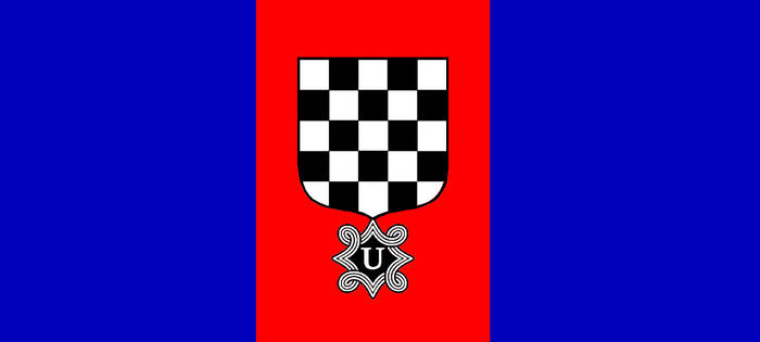 Flag of the National State of Croatia