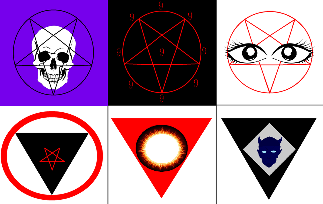 Gates Of Hell Symbols Of Infernal Nobility By Wolfmoon25 On Deviantart
