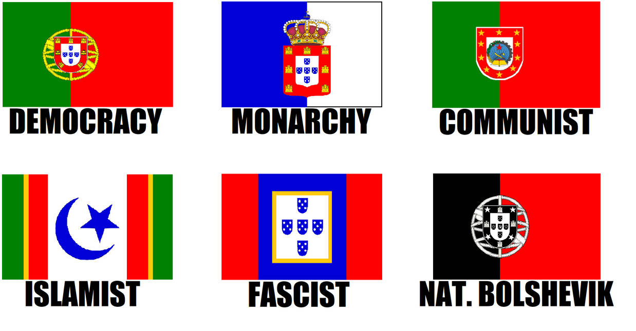 Alternate Flags of Portugal by wolfmoon25 on DeviantArt