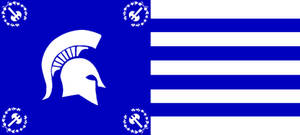 Flag of the State of Greece