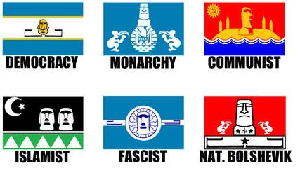 Alternate Flags of Mu