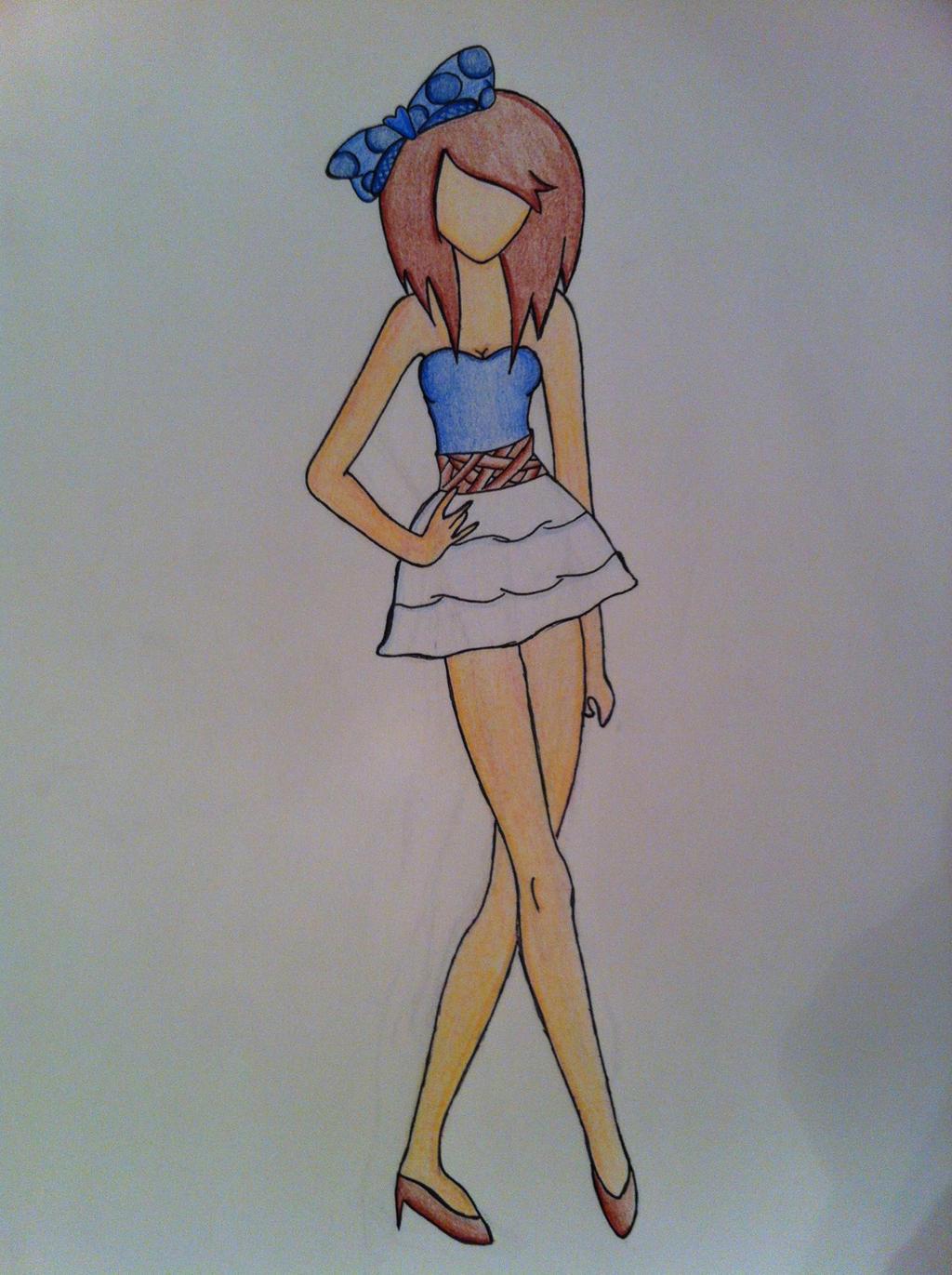 Cute Fashion Design By Jessie202 On Deviantart