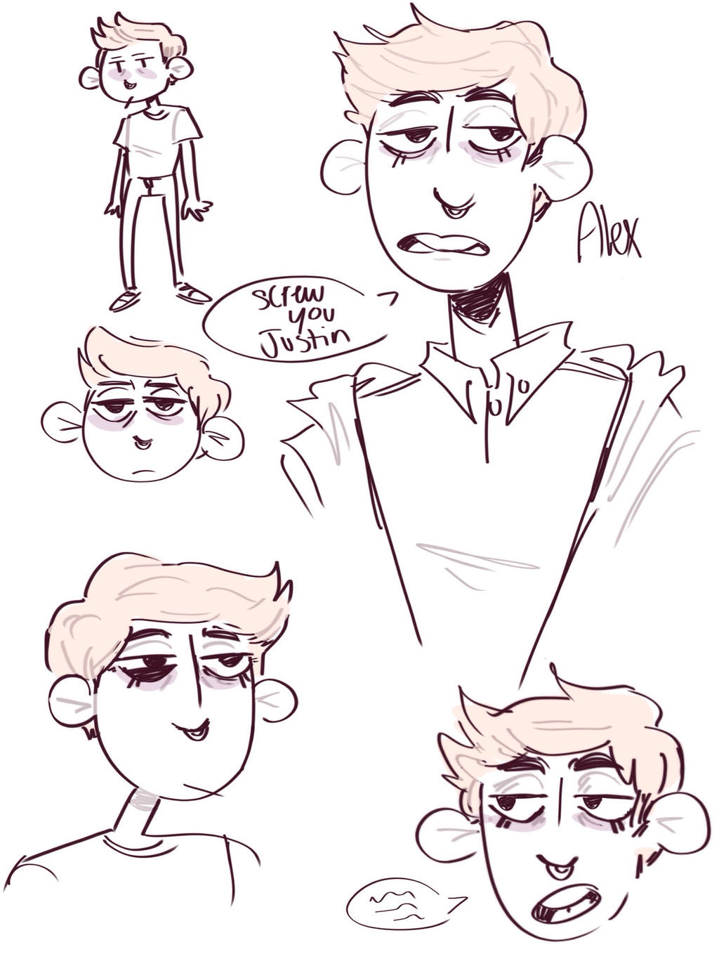 More of,, the man  by Pixiepann