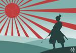 Samurai by henryporter
