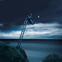Le veilleur de nuit. by Tooga