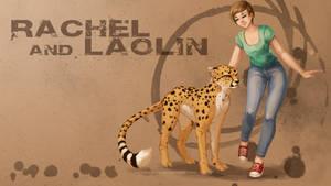 Commission: Rachel and Laolin by FallingMist