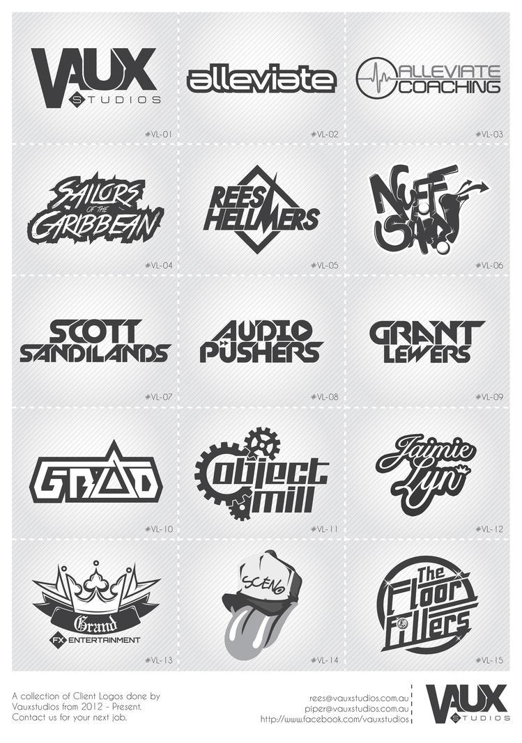 Logo Folio 2012-13 by PiPeRn-n