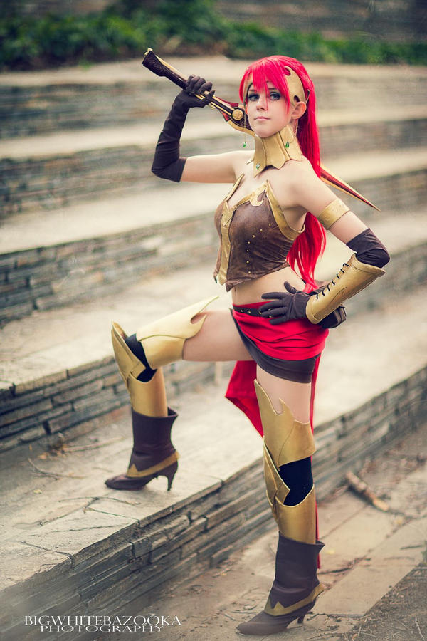 Pyrrha Nikos by sheenaduquette