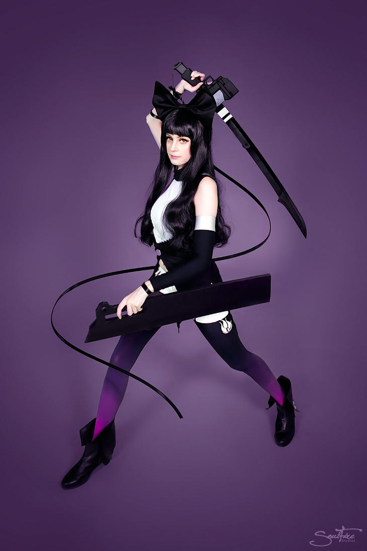 Blake Belladonna by sheenaduquette