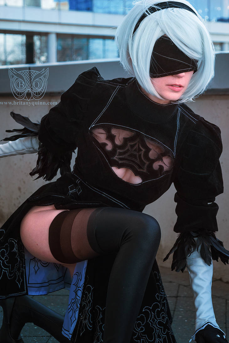 Feelings - NieR:Automata by sheenaduquette
