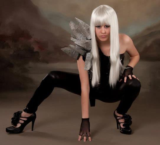 Poker face costumes