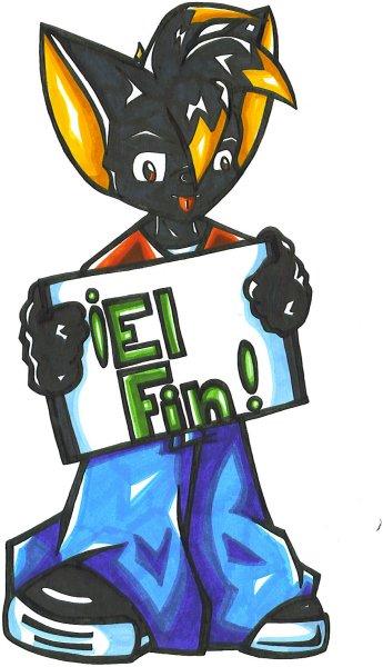 El Fin by katnobaka