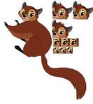 Flying squirrel base