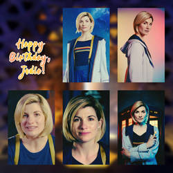 Collage For Jodie's Birthday by LionGuardKujenga
