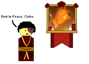 RIP Claire by SukkaandKataang