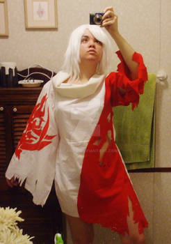 Shio cosplay Update!!