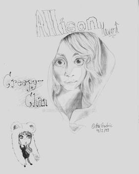 Allison Harvard ''Creepy-chan''