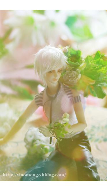 Flowery boyII by Ringdoll