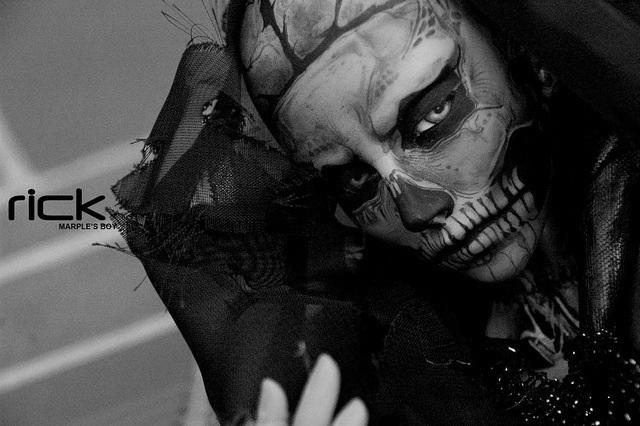 Coolest Frankenstein by Ringdoll