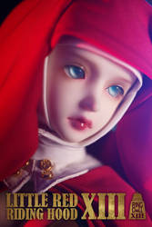 Ringdoll little red riding hood 3