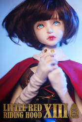 Ringdoll little red riding hood 4