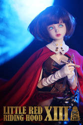 Ringdoll little red riding hood 5