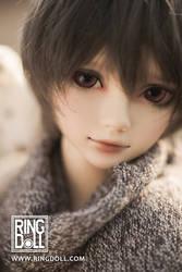 Ringdoll teenager boy Crystal-styleB 1 by Ringdoll