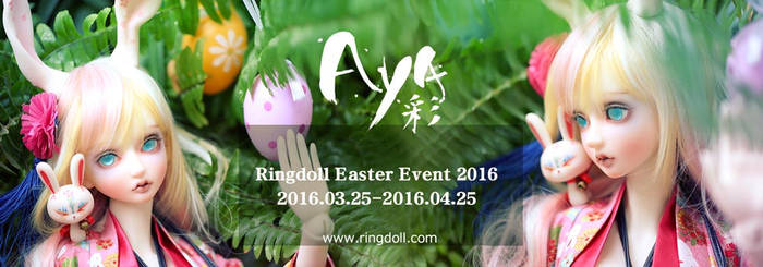Ringdoll Easter Event 2016