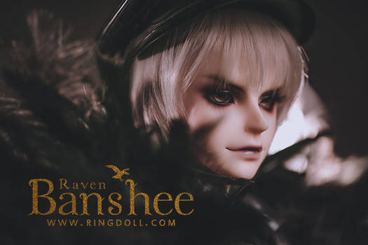 Ringdoll new grown Raven is released