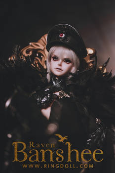 Ringdoll new doll Raven-01