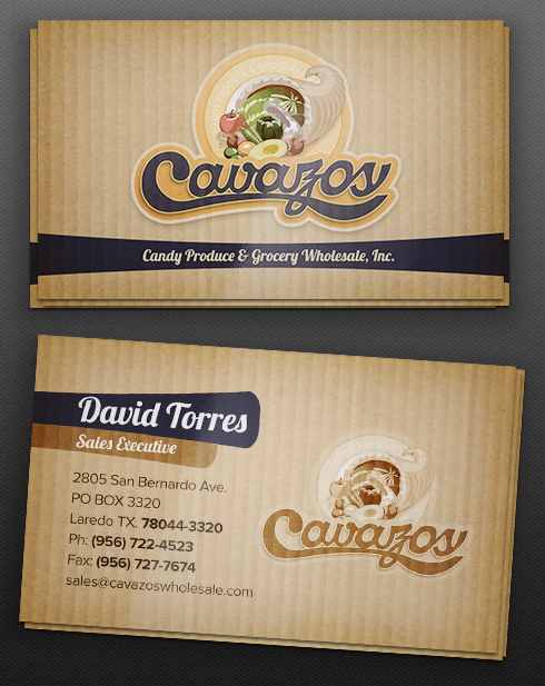 Cavazos grocery business card by ismael24 on deviantart cavazos grocery business card by ismael24 reheart Gallery
