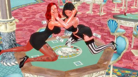 Casino by CharlotteBlanche