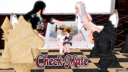 Checkmate by CharlotteBlanche