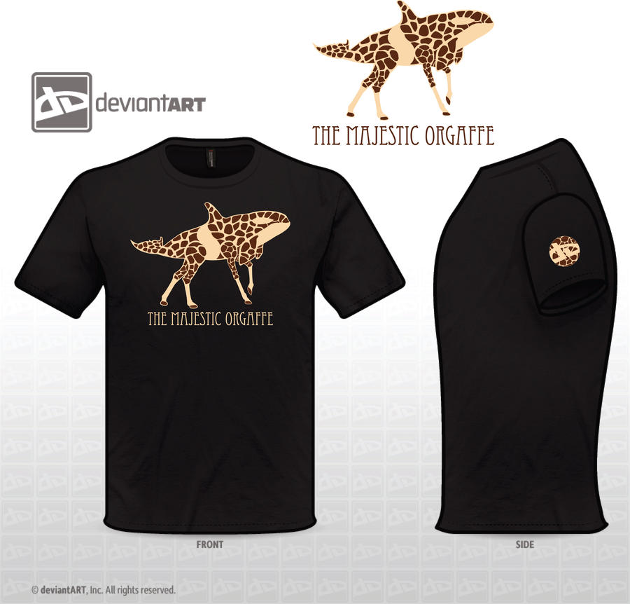 The Majestic Orgaffe! by lidstrom82