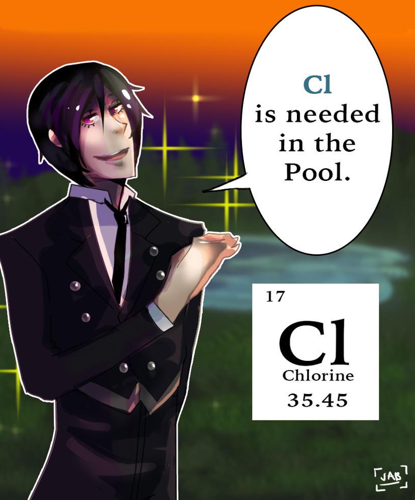 Cl needed in Pool by MonochromeBIT