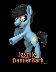 Jaymie DaggerBark OC Badge